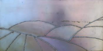 Sneeuw | metaal | 25*50 | 2012